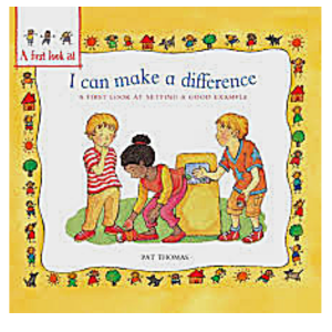A First Look At - Setting A Good Example -I Can Make A Difference - 9780750261388