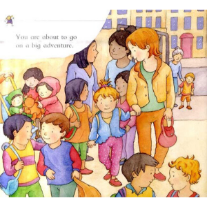 A First Look At Starting School - Do I Have To Go To School -9780750252874 _