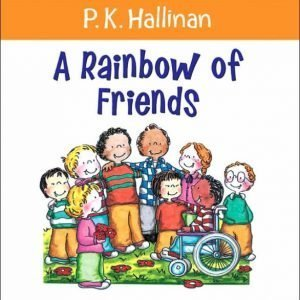 A Rainbow Of Friends - 9780824955199