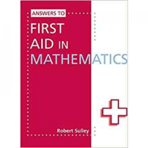 Answers To First Aid In Maths- 9781444121803