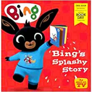 Bing's Splashy Story World Book Day 2020- 9780008375041