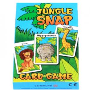 Cartamundi Cards -Jungle-Snap