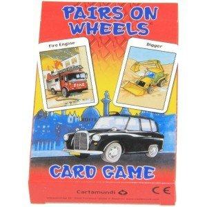 Cartamundi Cards-Pairs On Wheels