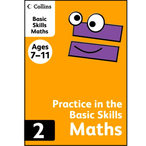 Collins Practice in the Basic Skills - Maths Book 2-9780007505487