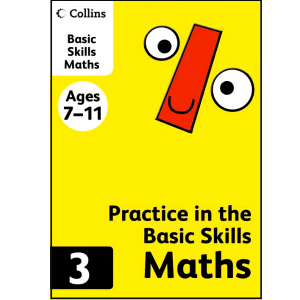 Collins Practice in the Basic Skills - Maths Book 3-9780007505494
