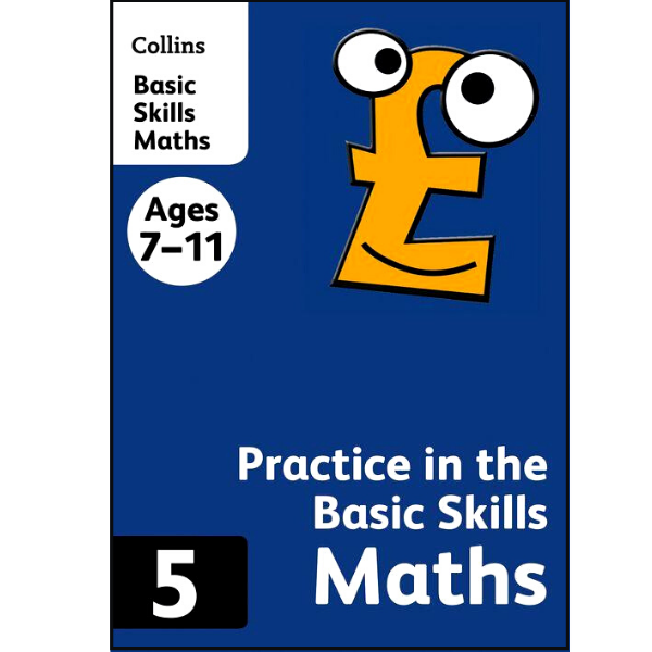 Collins Practice in the Basic Skills - Maths Book 5-9780007505517