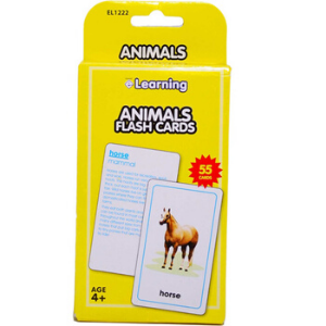 Esposti Flashcards-Animals