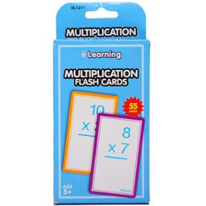 Esposti Flashcards-Multiplication