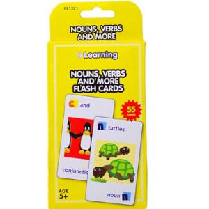 Esposti Flashcards-Nouns-Verbs-More