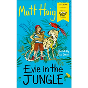 Evie In The Jungle World Book Day 2020 -9781838850753