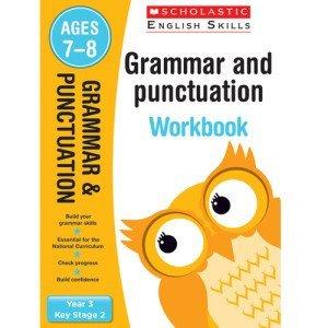 Grammar And Punctuation Workbook-Year 3- Scholastic-9781407140711