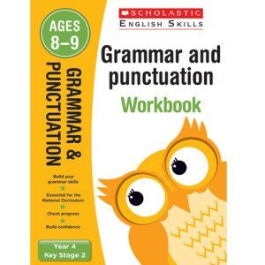 Grammar And Punctuation Workbook-Year 4- Scholastic - 9781407140728