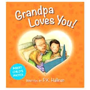 Grandpa Loves You! -9780824919320