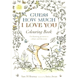 Guess How Much I Love You Colouring Book -9781406374919