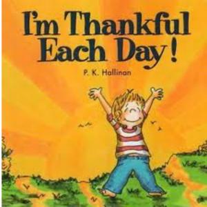 I'm Thankful Each Day! -9780824953973