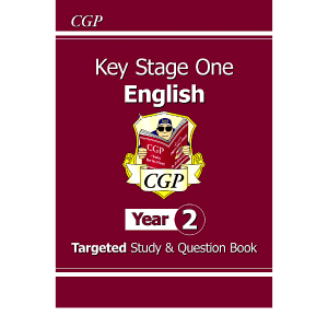 KS1 English Targeted Study & Question Book - Year 2-9781789084207