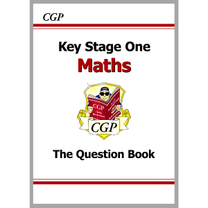 KS1 Maths Question Book -9781841460895
