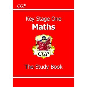 KS1 Maths Study Book -9781841460802