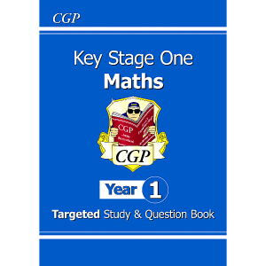 KS1 Maths Targeted Study & Question Book - Year 1-9781782941354