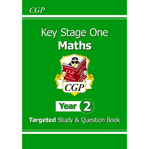 KS1 Maths Targeted Study & Question Book - Year2-9781782941361