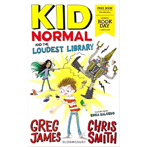 Kid Normal And The Loudest Library World Book Day 2020 - 9789123977819
