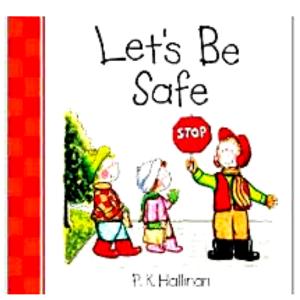 Let's Be Safe -9780824918880
