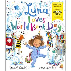 Luna Loves World Book Day - World Book Day 2021-9781839130557