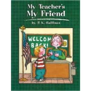 My Teacher's My Friend - 9780824953089