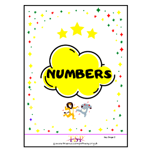 Numbers Book For KS2