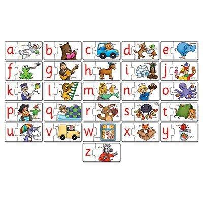 Orchard Toys - Alphabet Match Jigsaw Puzzle