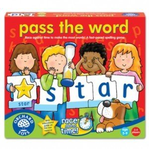 Orchard Toys Pass The Word