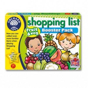 Orchard Toys Shopping List-Fruit And