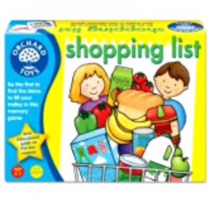 Orchard Toys Shopping List Game-Original