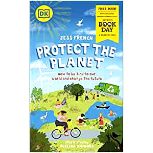 Protect The Planet! World Book Day 2021- 9780241502044
