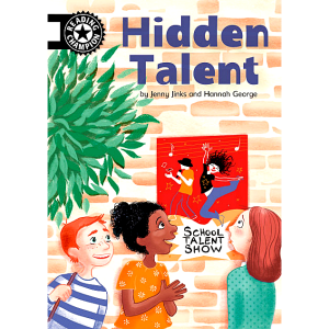 Reading Champion - Hidden Talent - 9781445179803
