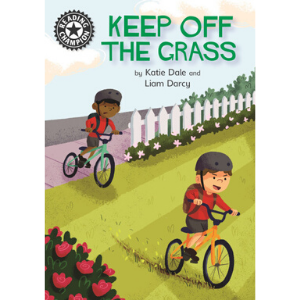 Reading Champion-Keep Off The Grass-9781445163239