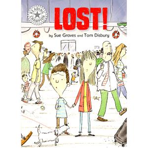 Reading Champion-Lost! 9781445162720