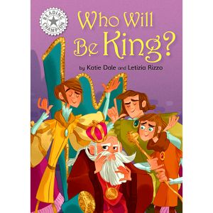 Reading Champion - Who Will Be King -9781445162751