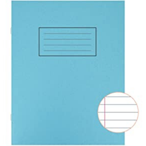 Silvine Ruled And Margined Exercise Book (Ref EX104)
