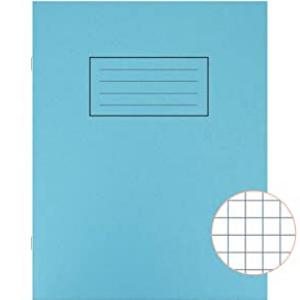 Silvine Square Exercise Book (Ref EX106