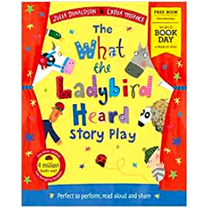 The What The Ladybird Heard Play World Book Day 2021 -9781529064858