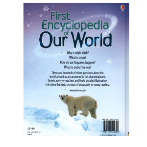 Usborne First Encyclopedia Of Our World-9781409514305