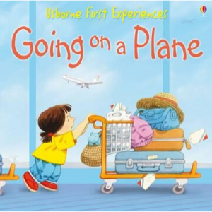 Usborne First Experiences-Going On A Plane -9780746066577