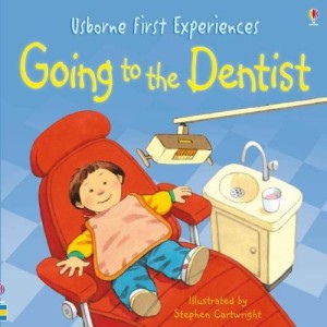 Usborne First Experiences-Going To The Dentist-9781409507000