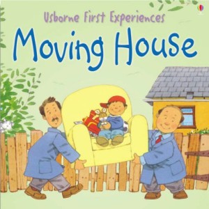 Usborne First Experiences- Moving House-9780746066614