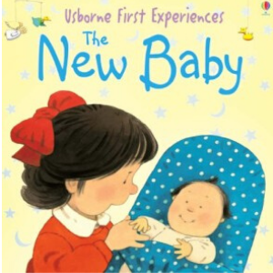 Usborne First Experiences-The New Baby-9780746066652