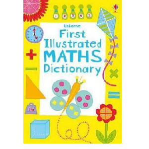 Usborne First Illustrated Maths Dictionary - 9781409556633