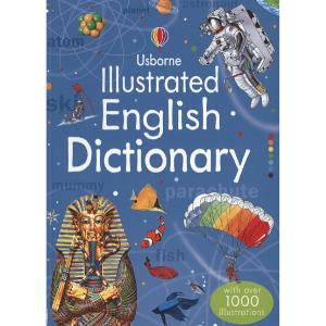 Usborne Illustrated English Dictionary - 9781409535256
