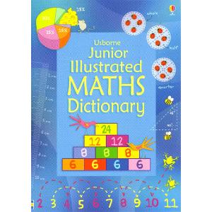 Usborne Junior Illustrated Maths Dictionary - 9781409555322