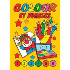 WF Graham - Colour By Numbers Book 1